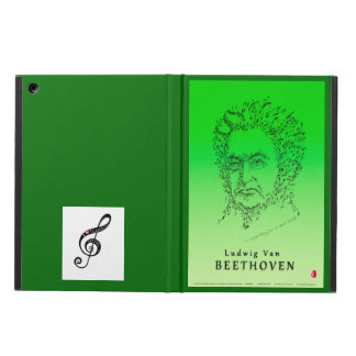 Beethoven Face the Music Case For iPad Air