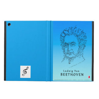 Beethoven Face the Music Cover For iPad Air