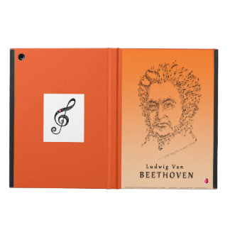 Beethoven Face the Music iPad Air Case