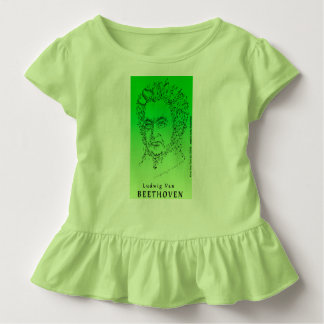 Beethoven Face the Music Toddler T-Shirt