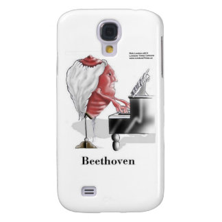 Beethoven Funny Gifts Mugs Cards Etc Galaxy S4 Case