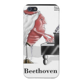 Beethoven Funny Gifts Tees Mugs Cards Etc iPhone 5 Cases