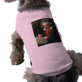 Beethoven Gifts Tees Collectibles ON SALE Sleeveless Dog Shirt