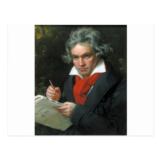 Beethoven Gifts Tees Collectibles ON SALE Postcard