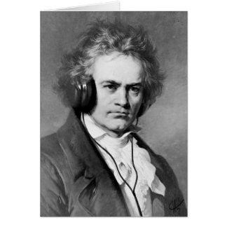 Beethoven Rocks Cards