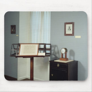 Beethoven Room displaying a music stand Mouse Pad