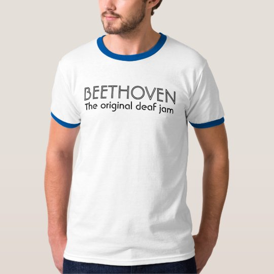 BEETHOVEN: The Original Deaf Jam T-Shirt
