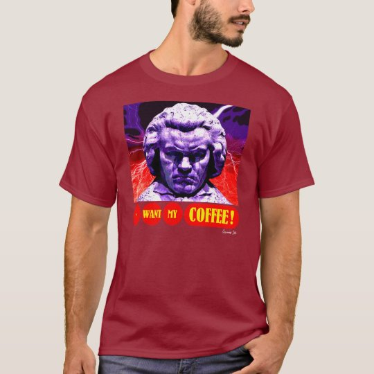 BEETHOVEN'S COFFEE T-Shirt