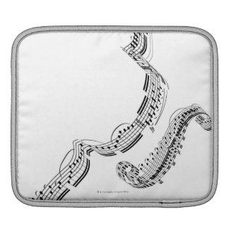 Beethovens Violin Concerto iPad Sleeve
