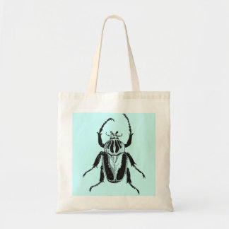 Beetle Canvas Bags