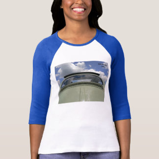 Beetle Ladies 3/4 Sleeve T Shirt (Fitted)