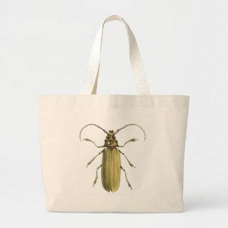 Beetle, Prionus Corticinus Tote Bag
