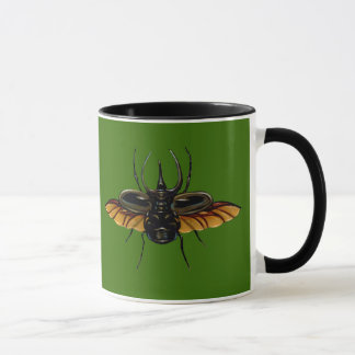 """Beetle Wings"" Mug"
