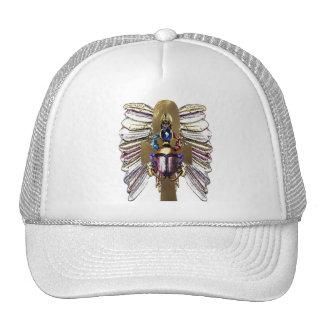 Beetle Wings of Transformation- Rebirth Trucker Hats
