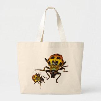 Beetles Jumbo Tote Bag