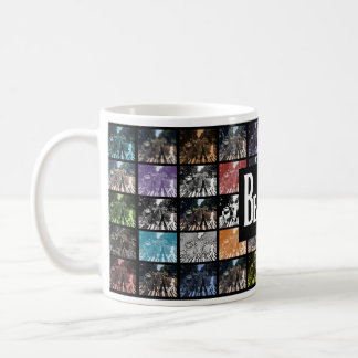 beetles popart mug