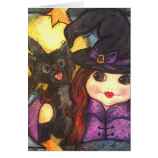 Beewitching Friends Greeting Cards