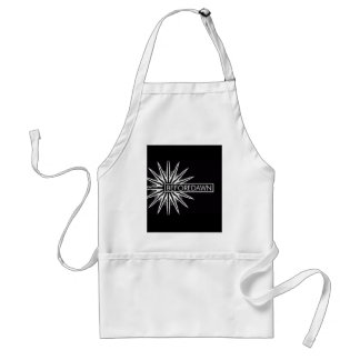 Before Awn promotional sticker Standard Apron