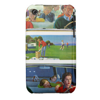 Before, During & After Picnic Case-Mate iPhone 3 Case