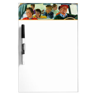 Before, During & After Picnic Dry Erase Board