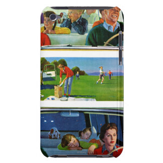 Before, During & After Picnic iPod Touch Case-Mate Case