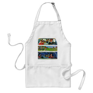 Before, During & After Picnic Standard Apron