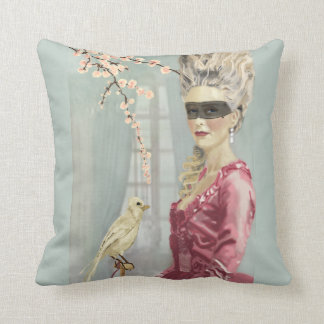 Before the Ball Throw Pillow