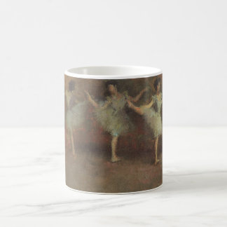 Before the Ballet by Degas, Vintage Impressionism Coffee Mugs