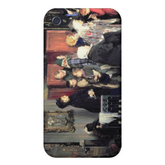 Before the Confession, 1877 iPhone 4/4S Cover