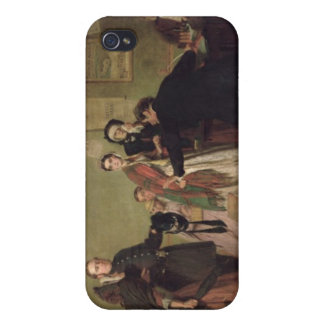 Before the Magistrates iPhone 4 Covers