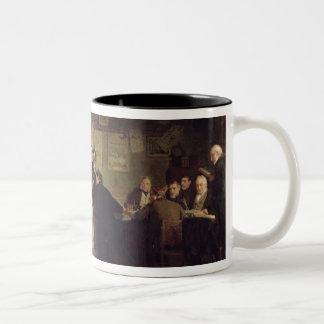 Before the Magistrates Two-Tone Coffee Mug
