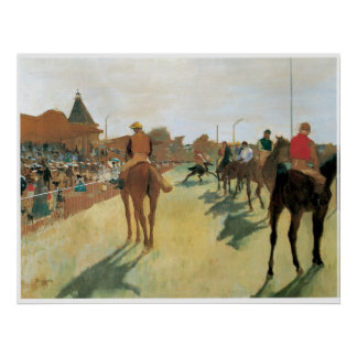 Before the Races 1882 Vintage Art Print Poster