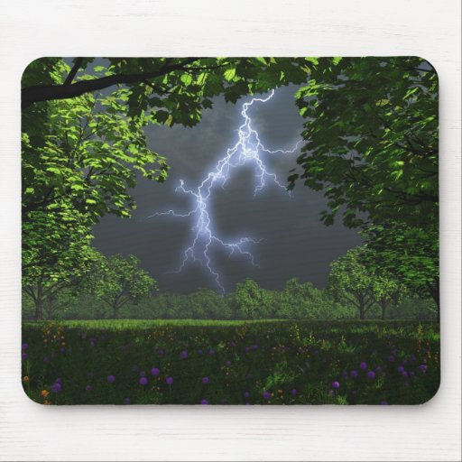 Before the Storm Mousepad Mouse Pad