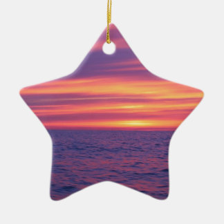 Before The Sunrise Christmas Ornament
