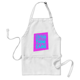 Before You Speak Listen – Before You Write Think Apron