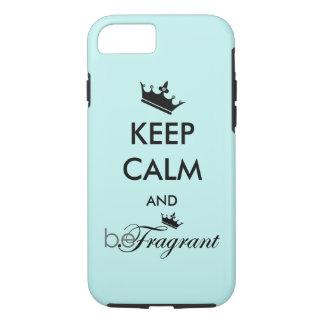 beFragrant Case-Mate Tough iPhone 7 Case
