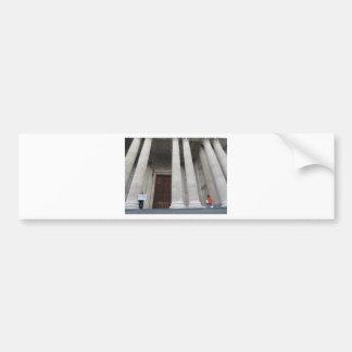 Beg and Bag Bumper Sticker