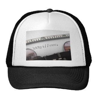 beggining of URL Mesh Hats