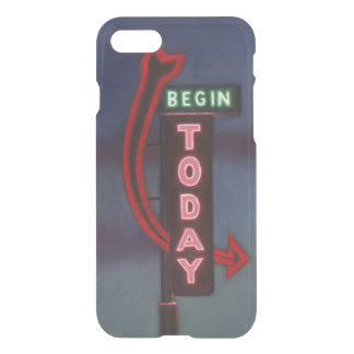Begin Today 2009 iPhone 8/7 Case