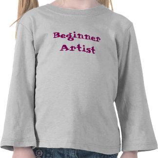 Beginner Artist shirt
