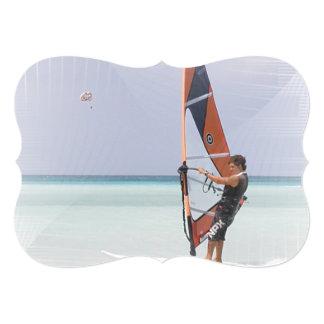 Beginner Windsurfer Invites