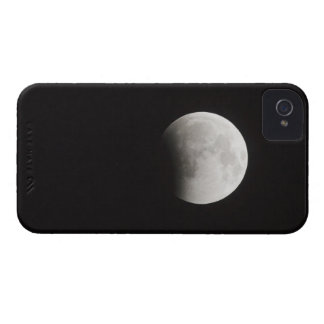Beginning of a Total Eclipse of the Moon iPhone 4 Case-Mate Cases