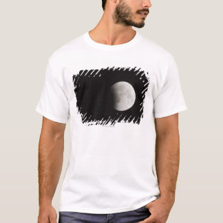 Beginning of a Total Eclipse of the Moon T-Shirt