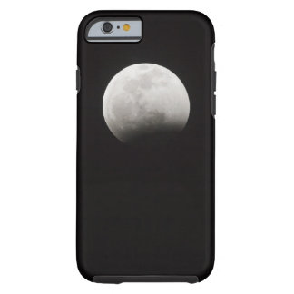 Beginning of a Total Eclipse of the Moon Tough iPhone 6 Case