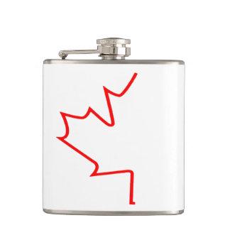 Beginnings Canada Day Flask