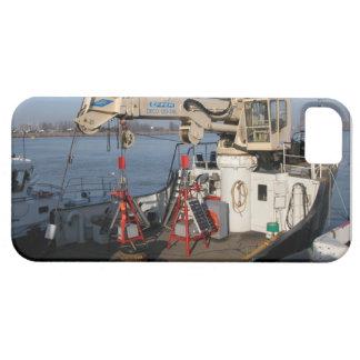Begium Port of Antwerp support vessels iPhone 5 Cover