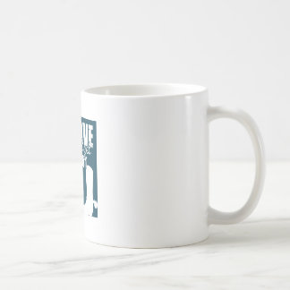 Behave Or You'll Get The Boot Coffee Mug