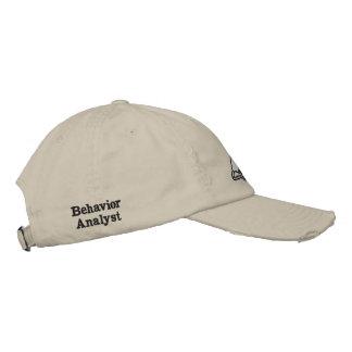 Behavior Analyst Embroidered Hat