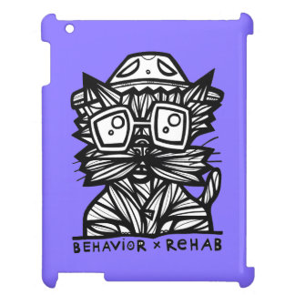"""Behavior Rehab"" 631 Art iPad Case"