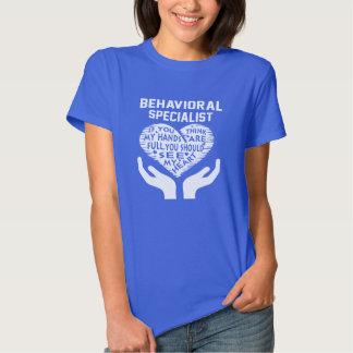 Behavioral Specialist Tees